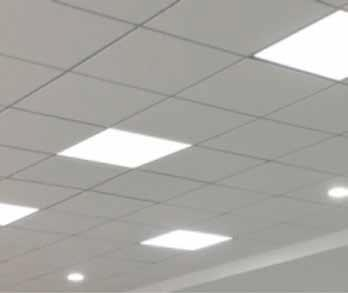 Feature image for New lighting halves energy consumption.