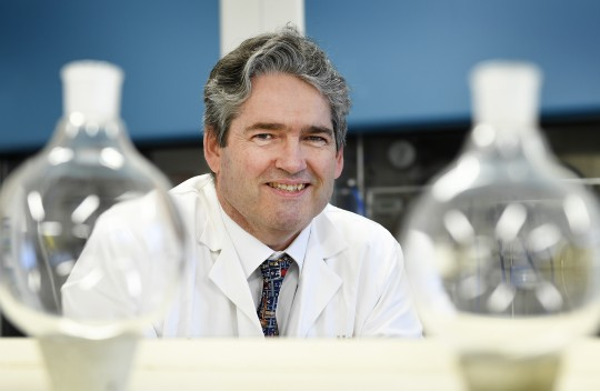 Feature image for Duncan- Head of Profession, Chemistry, Materials & Analytical Science.