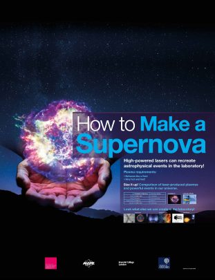 Feature image for Ever wondered how to make a supernova?