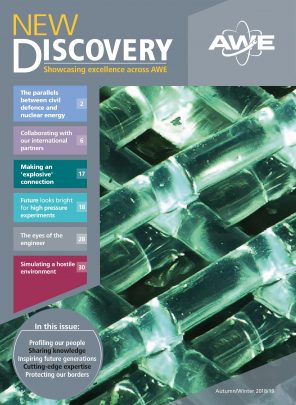 Feature image for New Discovery out now!