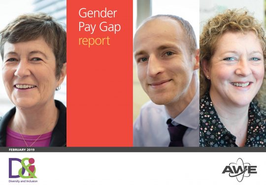 Feature image for AWE Publishes Second Gender Pay Gap Report